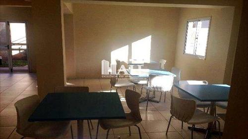 apartamento em são josé do rio preto bairro pinheiros - v779