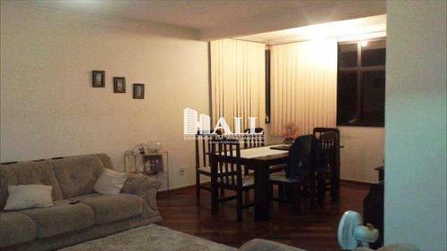 apartamento em são josé do rio preto bairro residencial macedo teles i - v989
