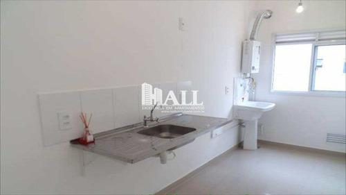 apartamento em são josé do rio preto bairro residencial santa filomena - v923
