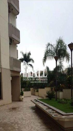 apartamento em são josé do rio preto bairro santos dumont - v833