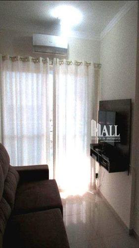 apartamento em são josé do rio preto bairro vila boa esperança - v1197
