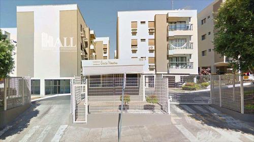apartamento em são josé do rio preto bairro vila diniz - v627