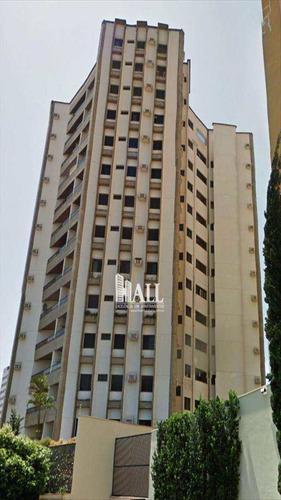 apartamento em são josé do rio preto bairro vila imperial - v1172