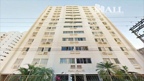 apartamento em são josé do rio preto bairro vila imperial - v430