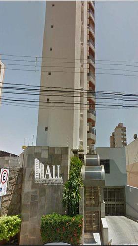 apartamento em são josé do rio preto bairro vila imperial - v681
