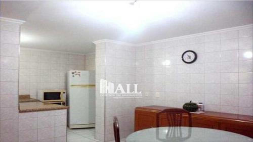 apartamento em são josé do rio preto bairro vila imperial - v755