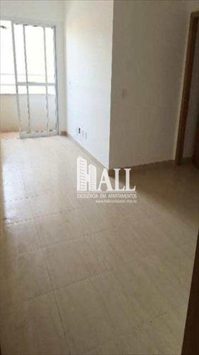 apartamento em são josé do rio preto bairro vila itália - v1222