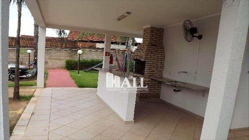 apartamento em são josé do rio preto bairro vila maceno - v307