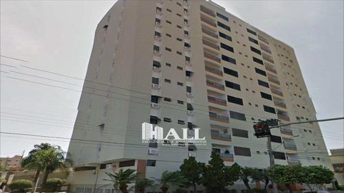 apartamento em são josé do rio preto bairro vila maceno - v725