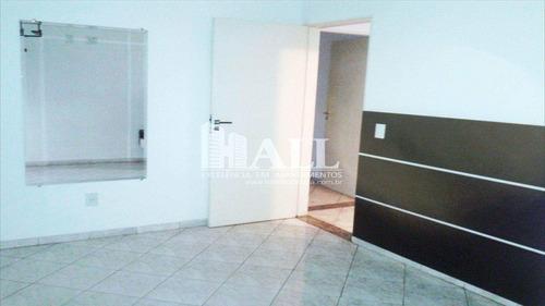 apartamento em são josé do rio preto bairro vila nossa senhora do bonfim - v527