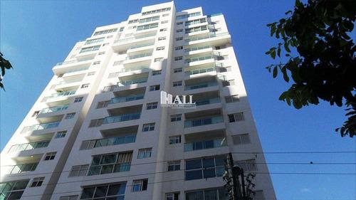 apartamento em são josé do rio preto bairro vila redentora - v469
