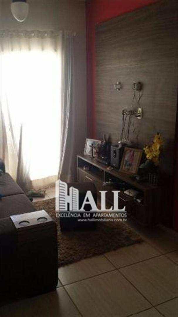 apartamento em são josé do rio preto bairro vila são judas tadeu - v1361
