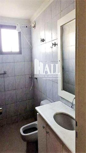 apartamento em são josé do rio preto bairro vila zilda - v514