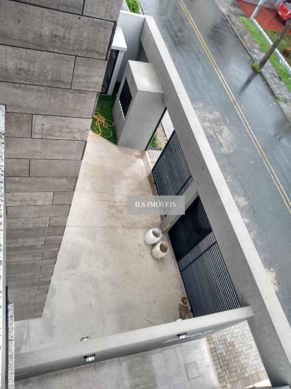 apartamento em são josé dos pinhais - ap0414