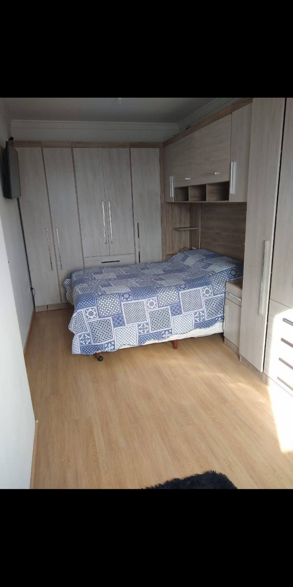apartamento em são josé dos pinhais com 56420m2