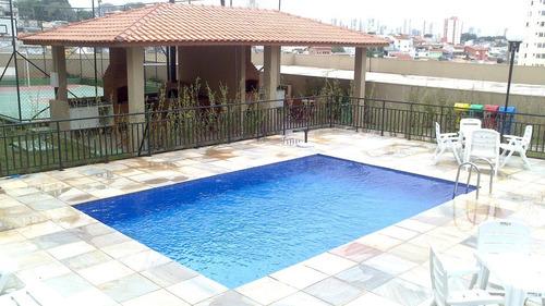 apartamento em são paulo - 47.0 m2 - código: 2095 - 2095