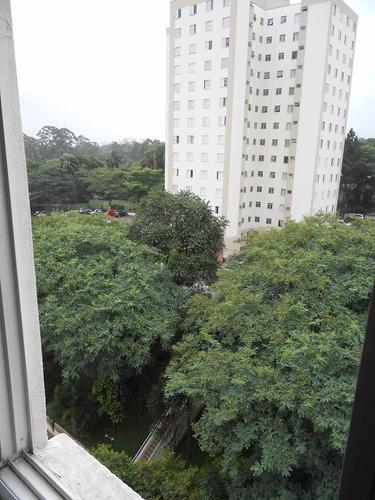 apartamento em são paulo - 55.0 m2 - código: 2709 - 2709