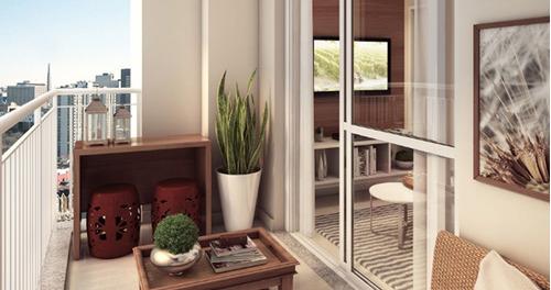 apartamento em são paulo - 56.0 m2 - código: 2553 - 2553