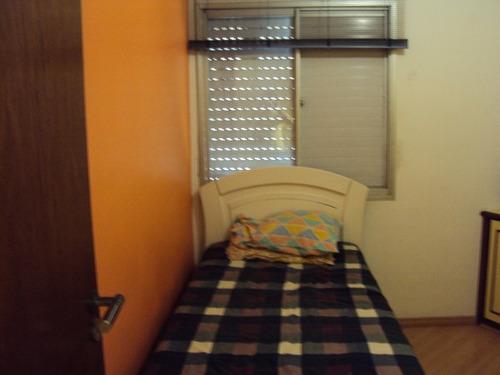 apartamento em são paulo - 57.0 m2 - código: 2140 - 2140