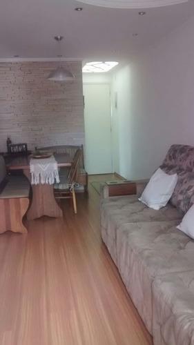 apartamento em são paulo - 58.0 m2 - código: 2491 - 2491