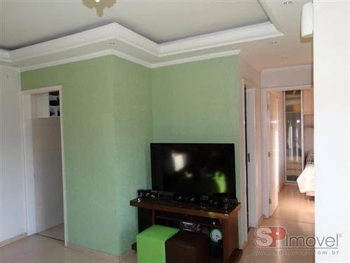 apartamento em são paulo - 62.0 m2 - código: 2856 - 2856