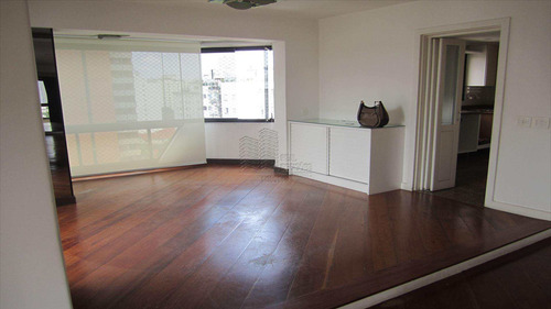 apartamento em são paulo bairro moema - v191