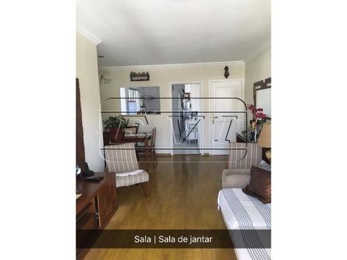 apartamento em são paulo - santo amaro