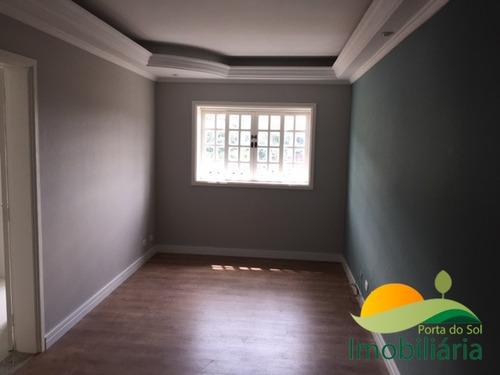 apartamento em são roque reformado com acabamento de luxo - 248