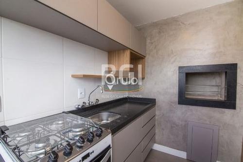 apartamento em são sebastião com 2 dormitórios - nk16696