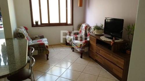 apartamento em são sebastião com 2 dormitórios - nk18628