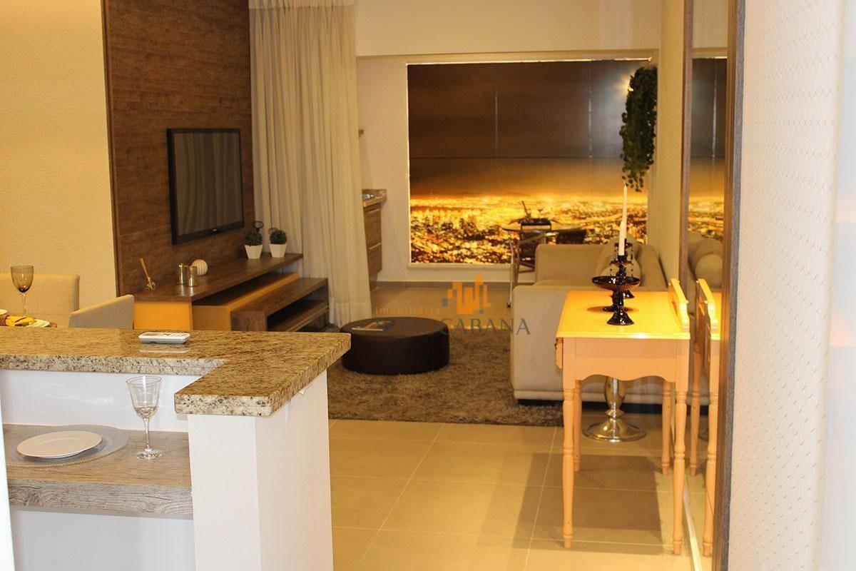 apartamento em sorocaba com 3 dormitórios à  venda   , 92 m² por r$ 494.000 - condomínio residencial winner - sorocaba/sp - ap0019
