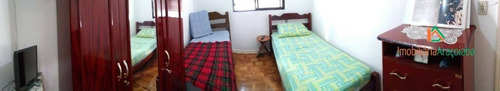 apartamento em  sorocaba no edifício barão de rio branco - ap0093