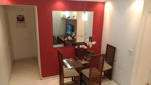 apartamento em tatuapé, são paulo/sp de 52m² 2 quartos à venda por r$ 315.000,00 - ap203652