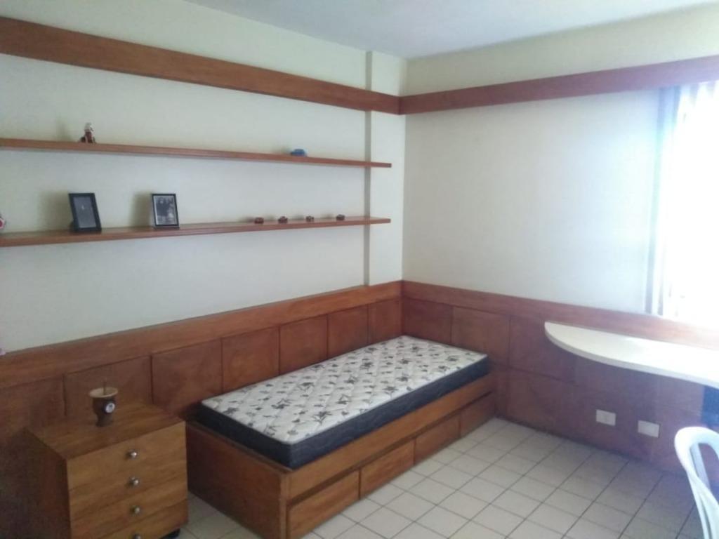 apartamento em torre, recife/pe de 116m² 3 quartos à venda por r$ 450.000,00 - ap361976