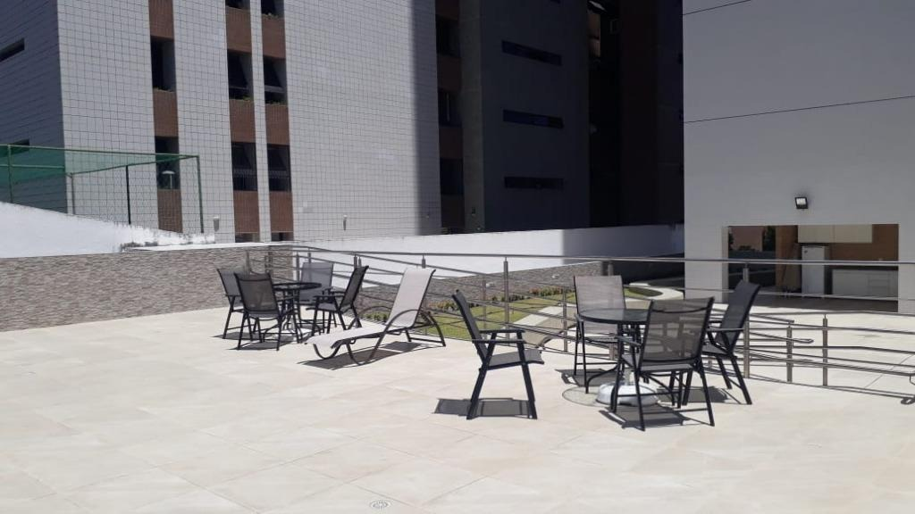 apartamento em torre, recife/pe de 40m² 1 quartos à venda por r$ 270.000,00 - ap363077