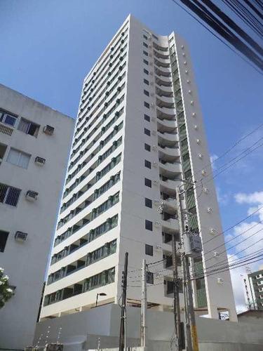 apartamento em torre, recife/pe de 68m² 3 quartos à venda por r$ 450.000,00 - ap171888