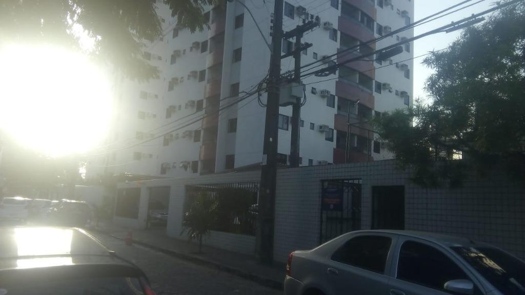 apartamento em torre, recife/pe de 80m² 3 quartos para locação r$ 2.100,00/mes - ap339041