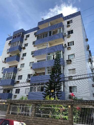 apartamento em torre, recife/pe de 85m² 3 quartos à venda por r$ 290.000,00 - ap238426