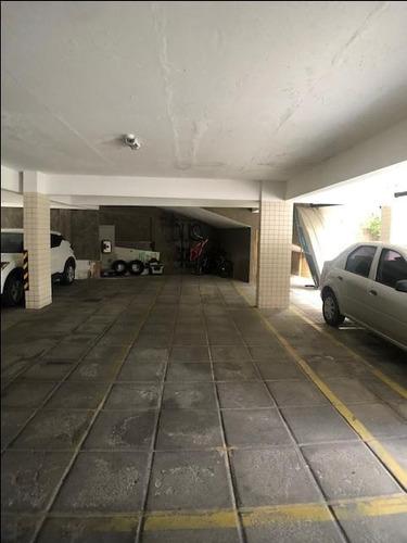 apartamento em torre, recife/pe de 98m² 3 quartos à venda por r$ 450.000,00 - ap275543