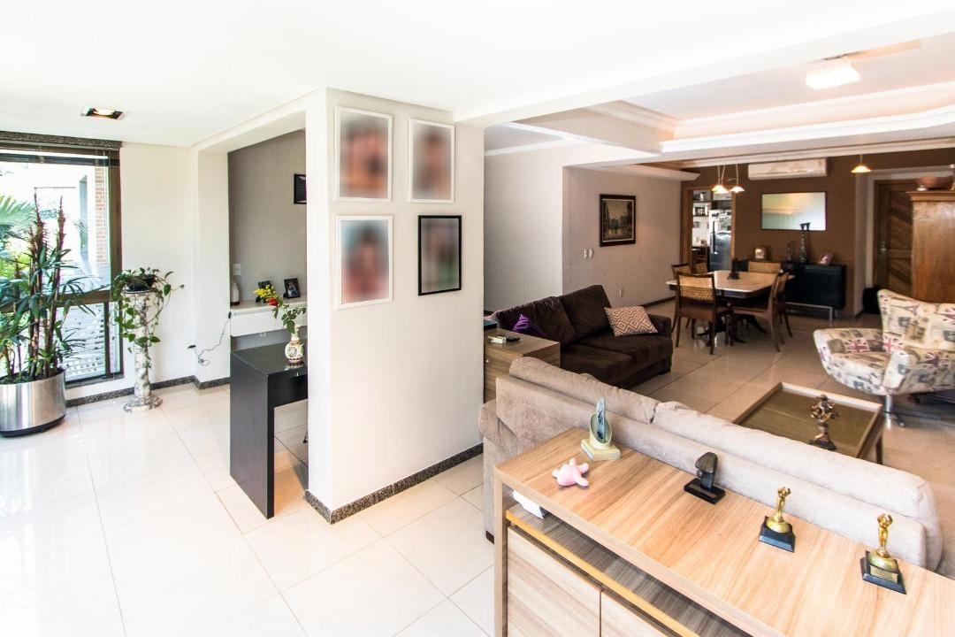 apartamento em tristeza com 3 dormitórios - lu429770