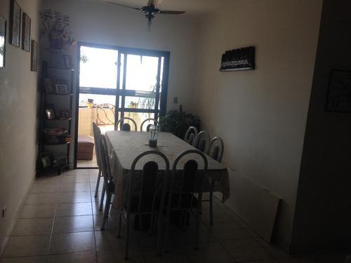 apartamento em tupi, praia grande/sp de 97m² 3 quartos à venda por r$ 390.000,00 - ap204777