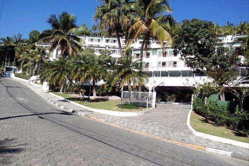 apartamento em ubatuba bairro praia toninhas - v693