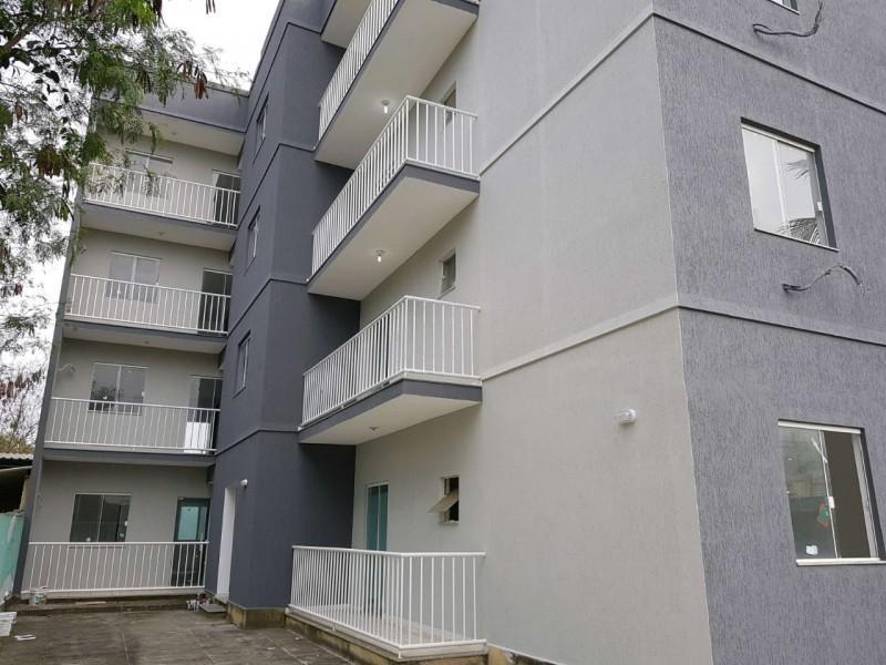 apartamento em venda das pedras, itaboraí/rj de 60m² 2 quartos à venda por r$ 120.000,00 - ap412595
