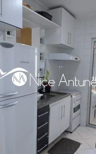 apartamento em vila amália para locação - na11352