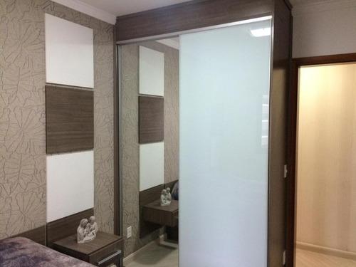 apartamento em vila baeta neves, são bernardo do campo/sp de 65m² 3 quartos à venda por r$ 339.000,00 - ap146014