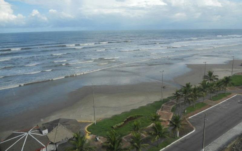 apartamento em vila caiçara alto padrão - praia grande - ap 36