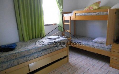 apartamento em vila caiçara na praia grande - ap 113