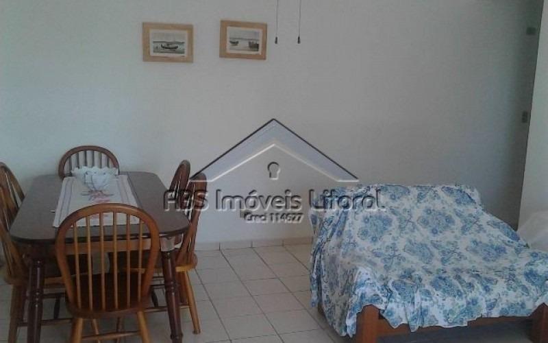 apartamento em vila caiçara - praia grande- ap 372