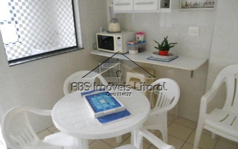 apartamento em vila caiçara - praia grande - ap75