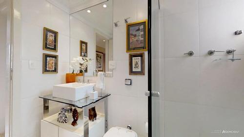 apartamento em vila clementino, são paulo/sp de 104m² 2 quartos à venda por r$ 950.000,00 - ap201458